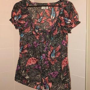 Esprit short sleeve blouse